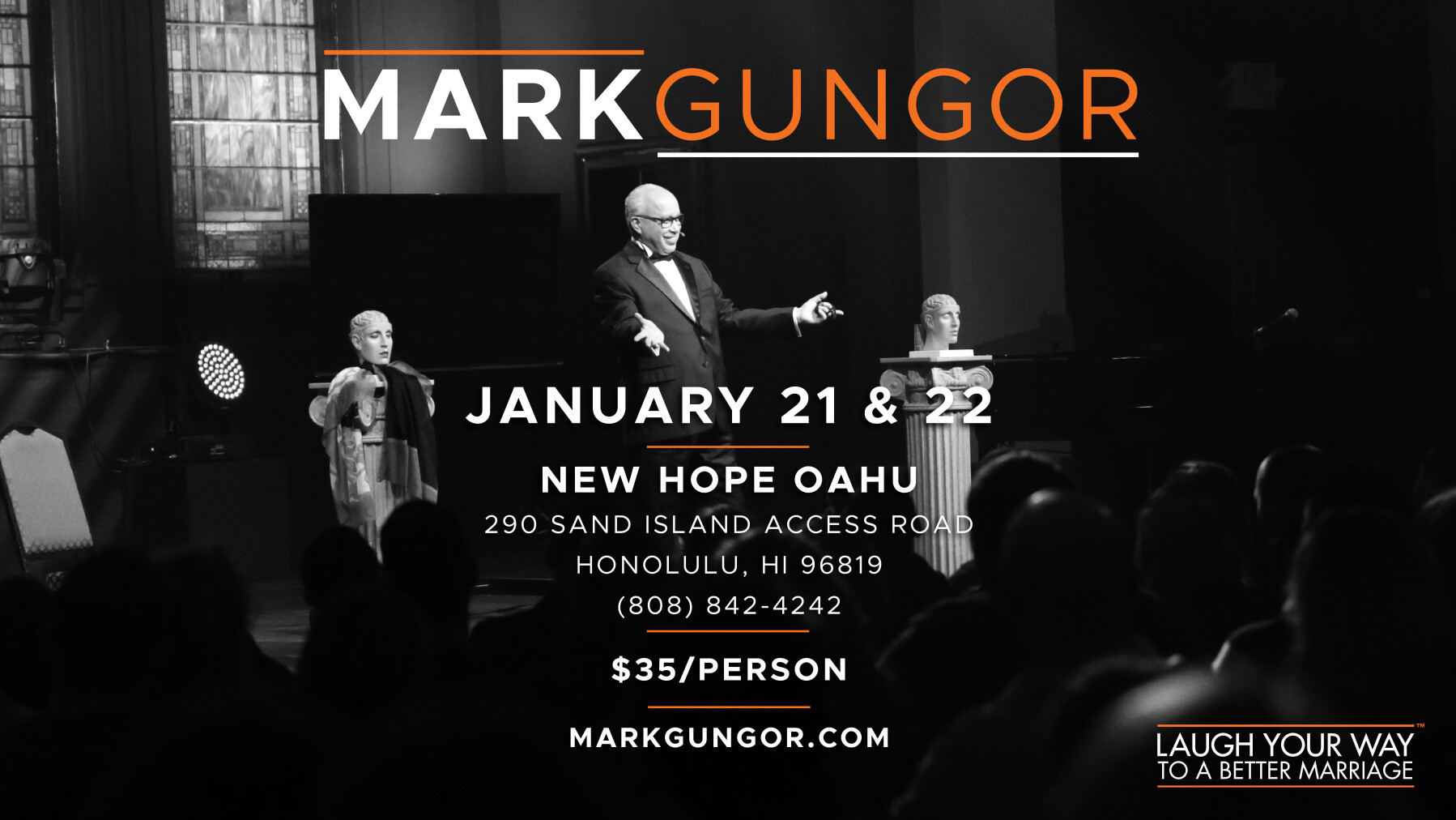 Laugh Your Way to a Better Marriage w/ Mark Gungor