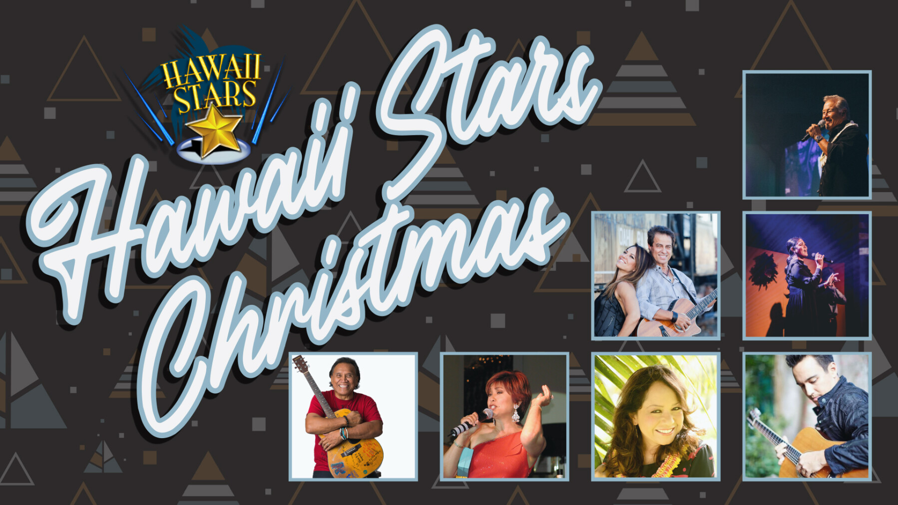 Hawaii Stars Christmas