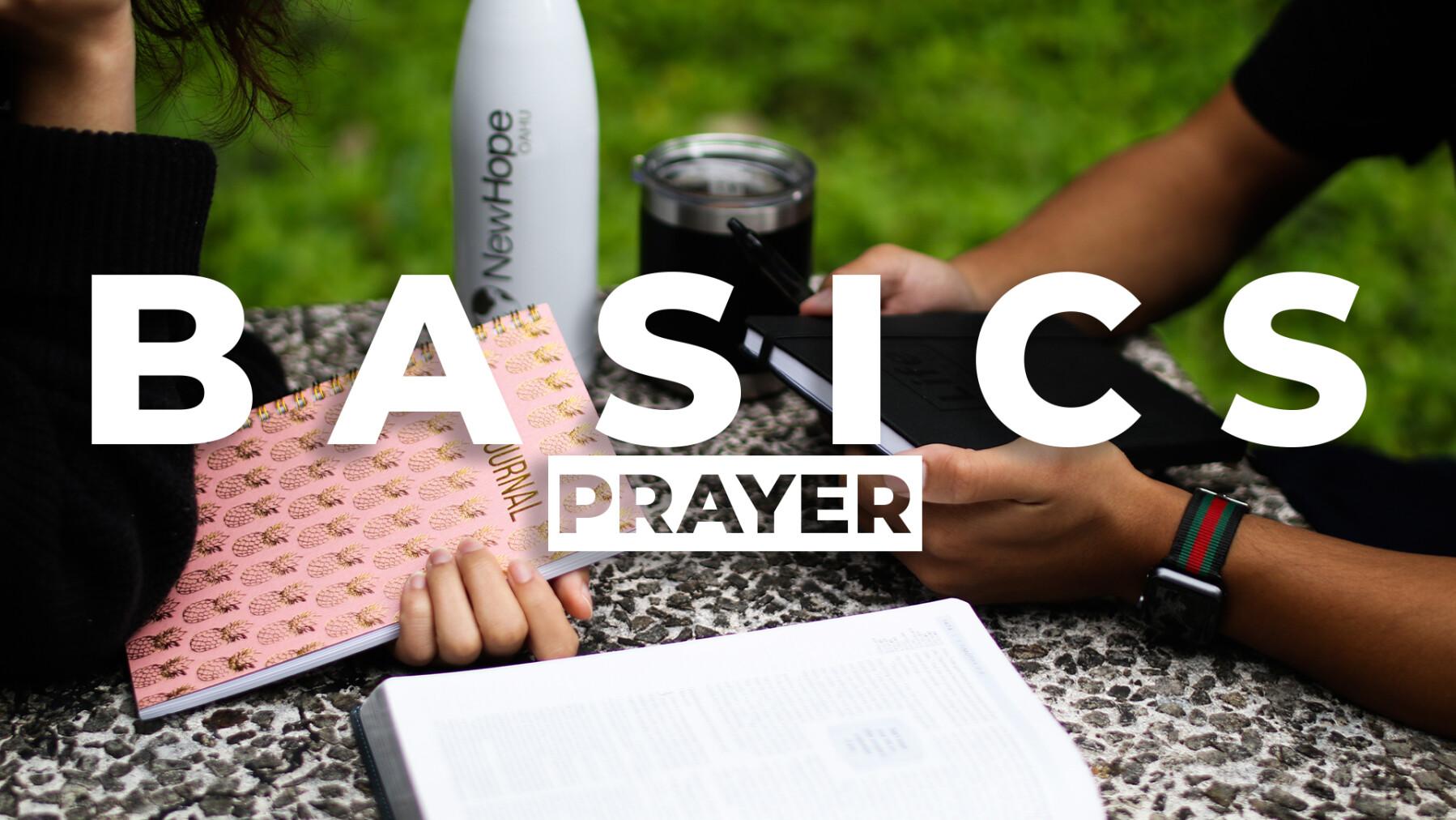 Basic Prayer