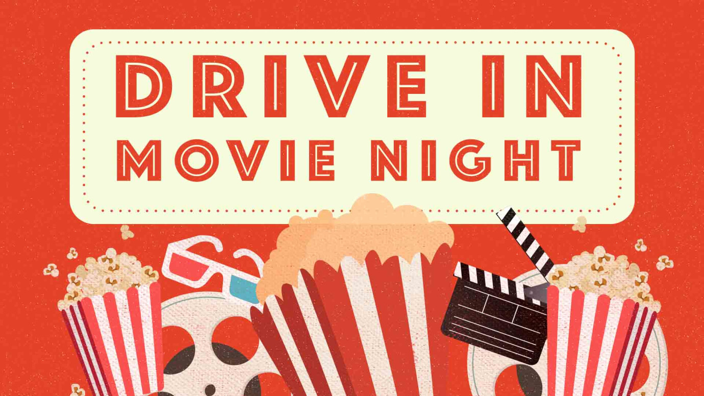 Collective Drive in Movie Night