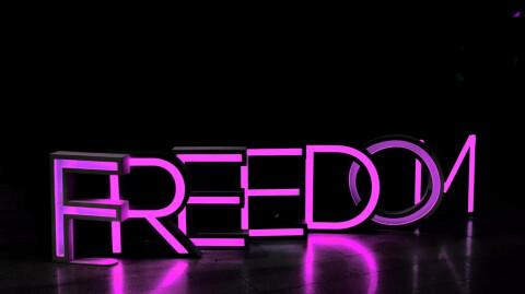 Freedom Is Wherever Jesus Is!