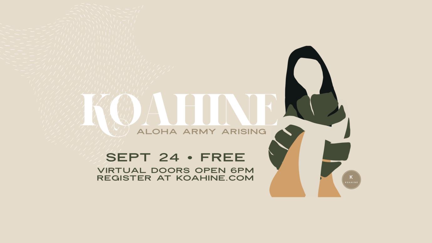 Koahine - Aloha Army Rising